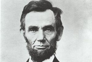 Lincoln'�n el yazmas�na rekor fiyat.9505