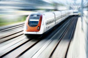Hızlı trenin hızını göremedik.36008
