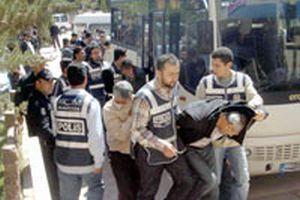 Urfa'da kontör çetesi yakayı ele verdi.15647