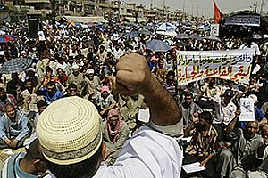 Musul'da toprak mücadelesi Irak'ı ikiye böldü.31046