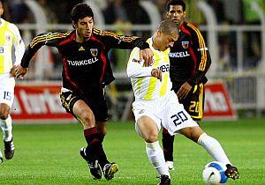 F.Bahçe, Kayserispor'u son saniye golüyle 2-1 yendi.21020