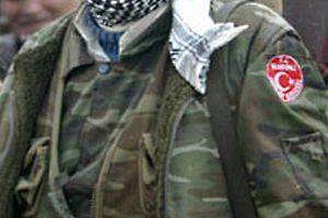 Şırnak'ta 223 kişi köy korucusu oldu.12682