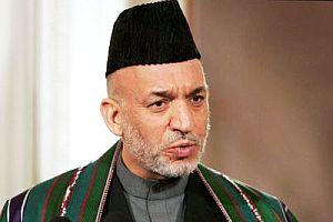 Karzai, başarısızlığını kabul etti.11637