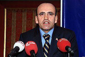 Mehmet Şimşek IMF toplantısı için Washington'a gitti.14423