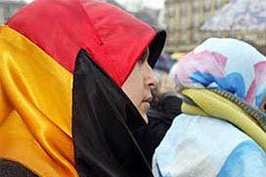 Müslüman nüfusu Almanları tedirgin etti.13629