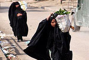 ABD'nin işgal ettiği Irak'ta 3 milyon kadın dul kaldı.15039