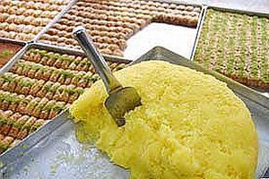 Peynir helvası Avrupa'ya tanıtılacak.22855