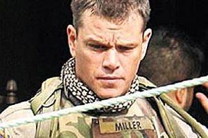 Matt Damon yine ajan rolünde.15845