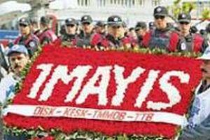 DİSK, Türk-İş ve KESK 1 Mayıs'ı Taksim'de kutlayacak.18496