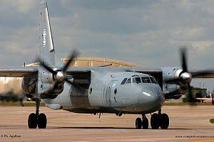 Vietnam'da askeri uçak düştü.22044