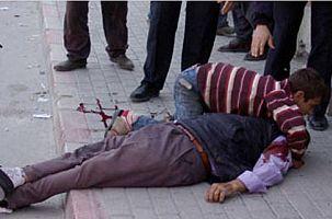 Katliamda öldürülen adamın oğlu intikam yemini etti.14894