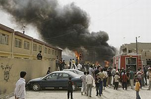 Irak'ta bombalı saldırı: 2 ölü.14613