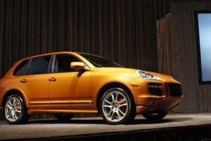 405 HP'lik Porsche Cayenne GTS, Bursa'da tanıtıldı.11273