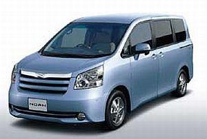 Toyota 630 bin minivanı geri çağırdı.12547