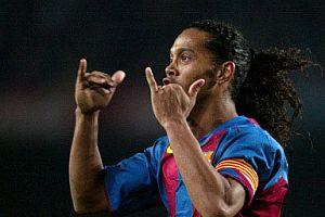 Ronaldinho: Tarif edilemez bir acı.12838