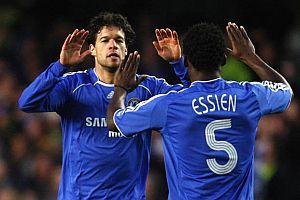 Chelsea yarı finalde!.15978