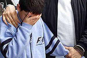 Diyarbakır'da 6 çocuk tutuklandı.16363
