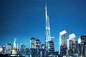 Dünyanın en yüksek binasına başlandı.12452