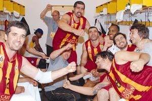 Galatasaray finale yürüyor.20027