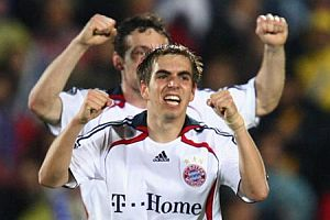 Bayern M�nih �ampiyon oldu.14726