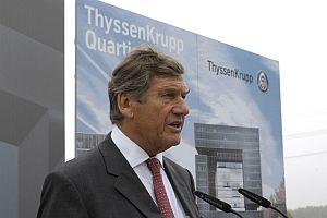 ThyssenKrupp'tan Bursa'ya dev yatırım.10893