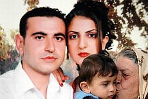 İdama mahkum olan Sabri Boğday'ın ailesi perişan.16104