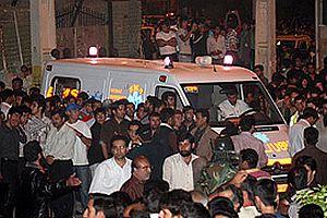İran'daki patlama saldırı sonucu değil.23875