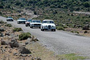 Klasik otomobiller Kayseri'yi turladı.22675