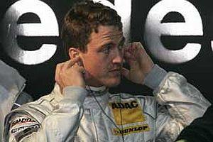 Schumacher DTM'de ilk yar���na ��kt�.15630
