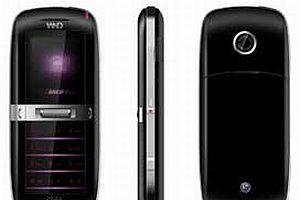 Çift sim kartlı cep telefonu.9154