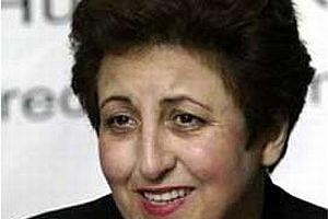 Şirin Ebadi'ye yönelik tehditler arttı.10036