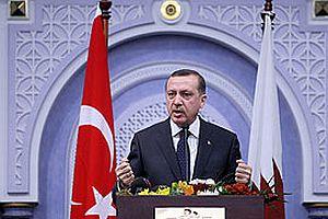 Erdoğan, sendika temsilcileri ile bir araya geldi.19239