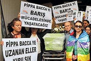 Gebzeliler Pippa Bacca'nın ailesinden özür dileyecek.62117