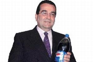 Ülker, Pepsi'nin başkanı Jim Zaza'yı transfer etti.29259