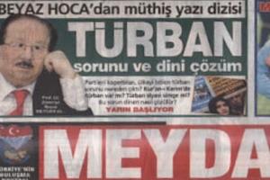 Meydan Gazetesi'nin yayını durduruldu.51268