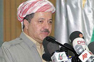 Barzani, DTP'lileri kabul etmedi.14501