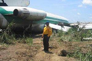 Güney Sudan Savunma Bakanı uçak kazasında öldü.19323
