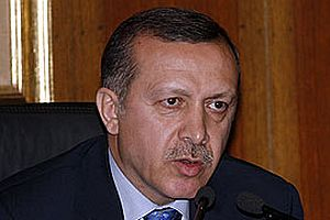 Erdoğan, Başbuğ'u kabul etti.12756