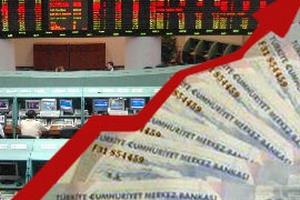 Borsa güne yükselişle başladı.60140