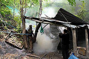 Kömür ocağında 3 işçi zehirlendi.26506
