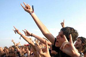 Rock'n Coke festivali iptal edildi.12231