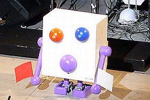 Aptal Robot Yarışması başlıyor.17050