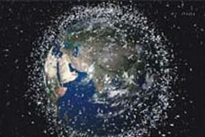 Artık uzayı da kirletiyoruz.46153