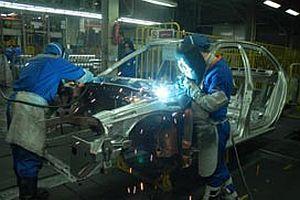 Otomotiv ihracatı yüzde 28 arttı.16479