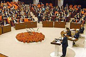CHP'den Meclis'in çalışma önerisine tepki.18582