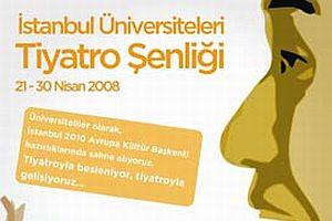 İstanbul Üniversiteleri Tiyatro Şenliği.13024