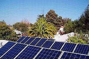 Tarlalar güneş enerjisiyle sulanacak.23298
