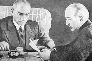İnönü ile Atatürk arasındaki ilişkinin bilinmeyenleri.17808