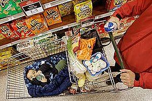 İngiltere'de gıda enflasyonu rekora gidiyor.29417