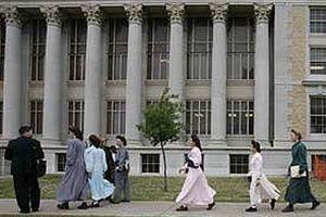 Mormonlar�n �ocuklar�na devlet bakacak.17178